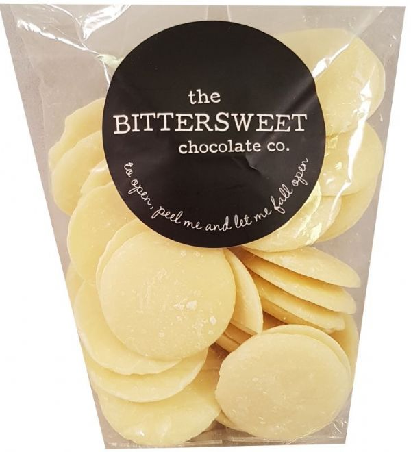 White Chocolate Buttons